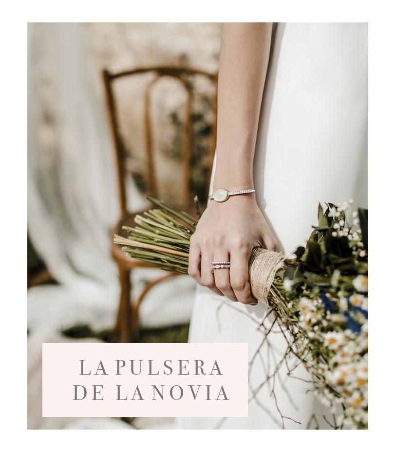 la pulsera de la novia