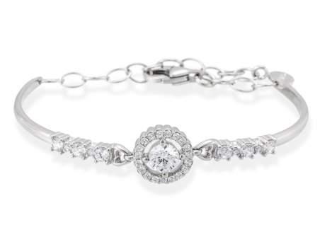 Pulsera BODA novia en plata