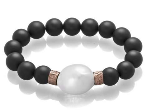 Bracelet MARAK in rose Silver