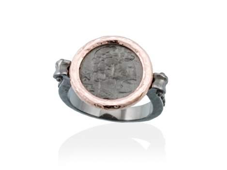 Ring VESTA in rose silver